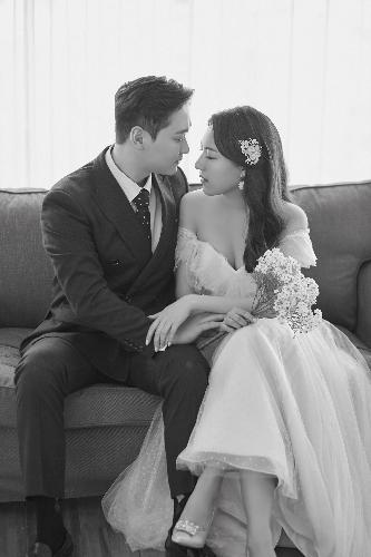 하니결혼식 사진