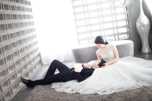 결혼식 포토테이블