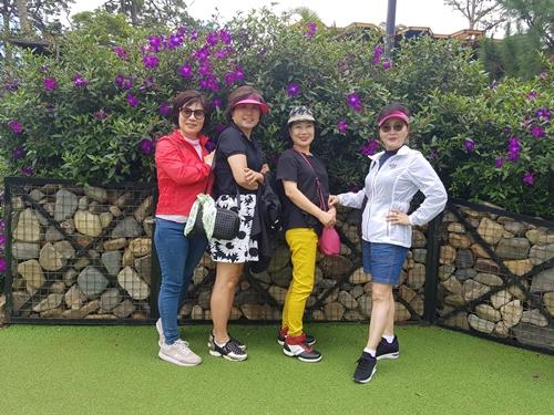 친구들과 베트남 달랏여행 사진~