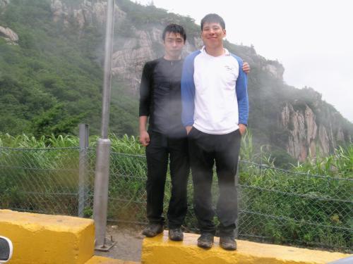 산다솜 동호회에서 간 설악산 여행사진입니다.