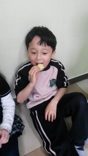 사랑스러운 우리 아들의 첫 생일을 기념하며...