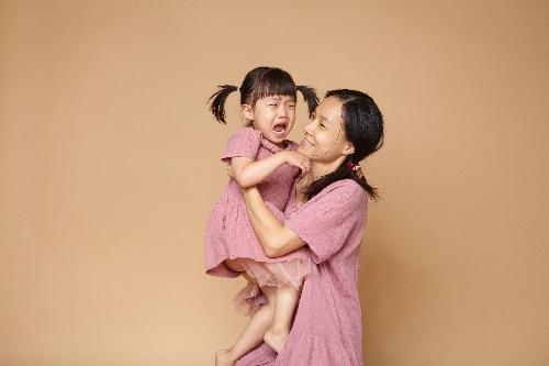 네모스토리 스튜디오 엄마딸 둘이 처음 찍은 사진 은율이 38개월