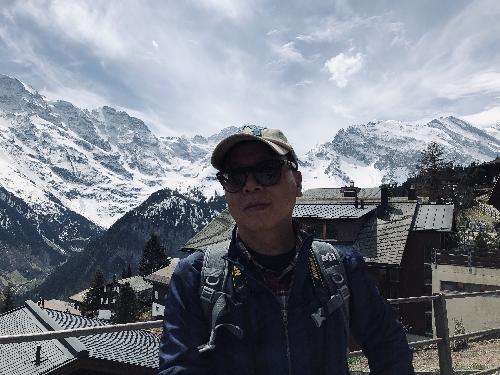 2019년 파리 스위스 가족여행